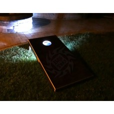 Cornhole Hole Lights